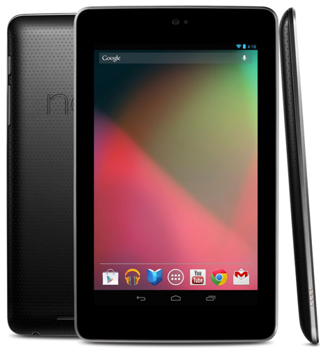 Nexus 7 Press Image